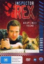 Inspector Rex - Series 8 (4 Disc Box Set) on DVD