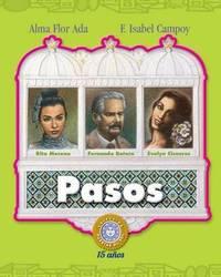 Pasos by Alma Flor Ada