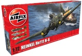 Airfix 1:72 Heinkel He III H-6 - Model Kit