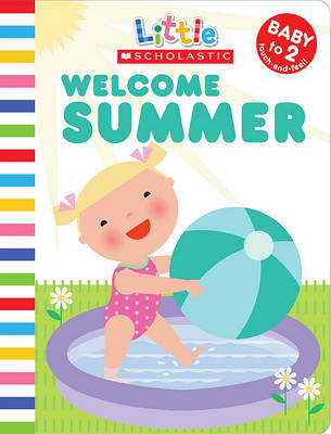 Little Scholastic: Welcome Summer by Jill Ackerman image