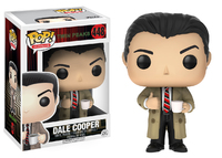 Twin Peaks - Agent Cooper Pop! Vinyl Figure