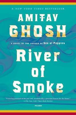River of Smoke by Amitav Ghosh image
