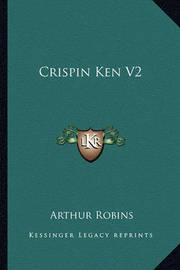 Crispin Ken V2 by Arthur Robins