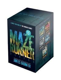 Maze Runner Series by Dashner,James
