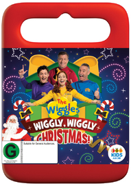 The Wiggles: Wiggly, Wiggly, Christmas on DVD