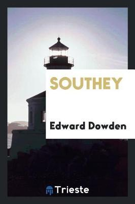 Southey by Edward Dowden image