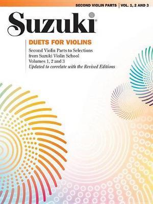 Duets for Violins by Shinichi Suzuki
