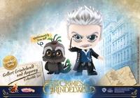 Fantastic Beasts 2: Grindlewald & Augurey - Cosbaby Figure Set