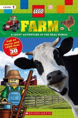 Farm (Lego Nonfiction), Volume 6 by Penelope Arlon