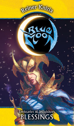 Blue Moon: Emissaries & Inquisitors: Blessings Expansion image