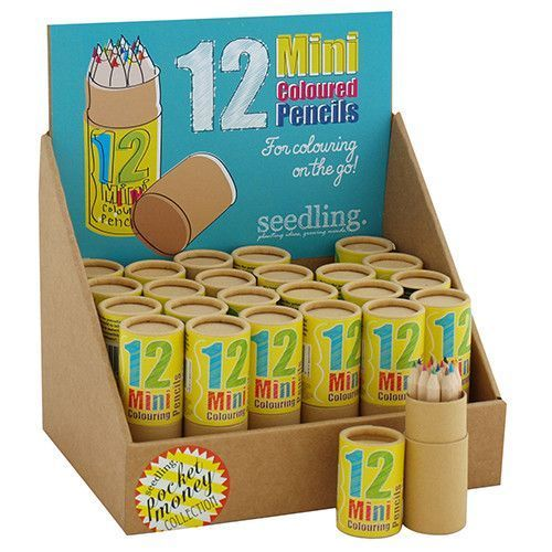 Seedling - Mini Colour Pencil Set (12pc)
