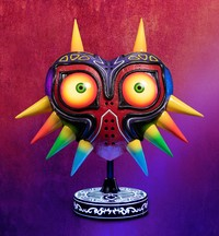 "Legend of Zelda: Majora's Mask - 12"" PVC Statue (with LED Functions)"