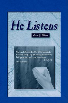 He Listens by Laura Bobrow image