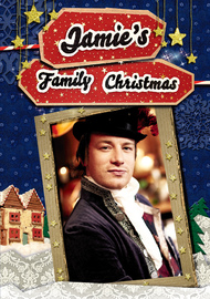 Jamie's Family Christmas on DVD image