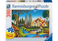 Ravensburger Cottage Dream Large Format Puzzle (300pc)