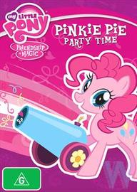 My Little Pony Friendship is Magic - Pinkie Pie Party Time on DVD