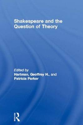 Shakespeare and the Question of Theory image
