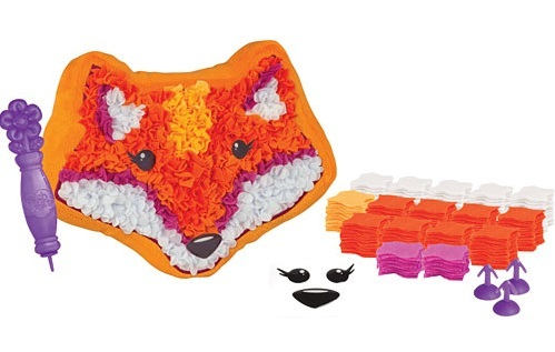 Plushcraft Foxy Pillow Toy At Mighty Ape Nz
