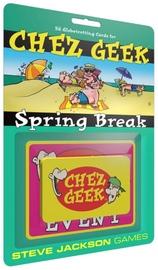 Chez Geek: Spring Break - Expansion