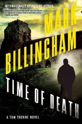 Time of Death by Mark Billingham image