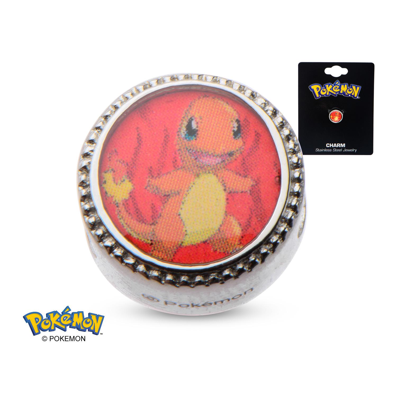 Pokemon Charmander Bead Charm image