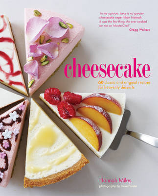 Cheesecake by Hannah Miles image