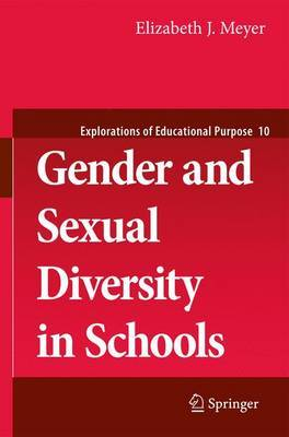 Gender and Sexual Diversity in Schools by Elizabeth J. Meyer image