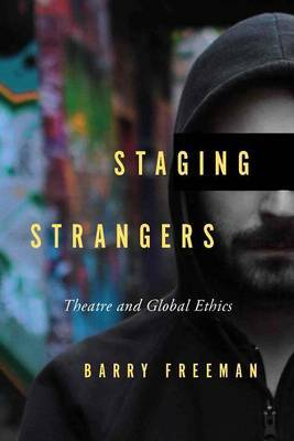 Staging Strangers by Barry Freeman image