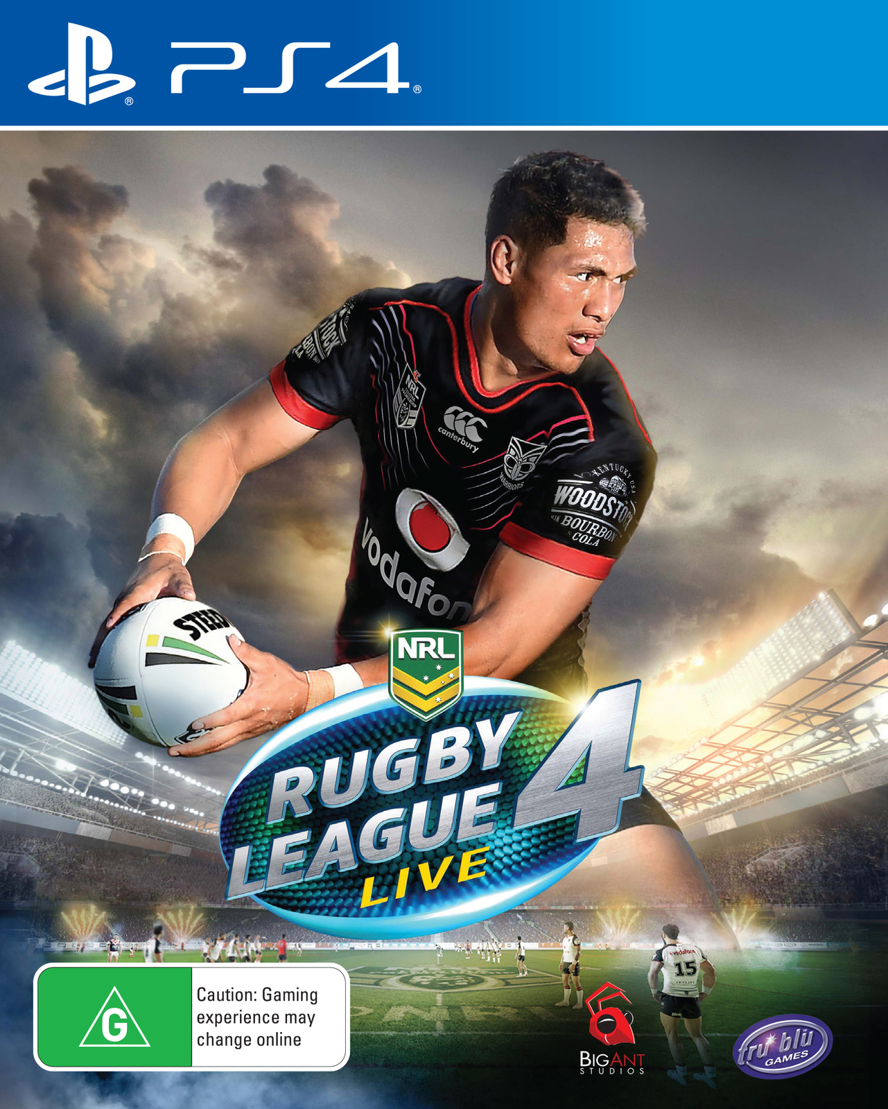 Sports Rugby Live: NRL Rugby League Game - Rugby League Live 4