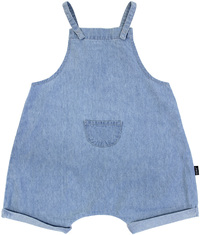 Bonds Chambray Overall - Summer Blue - 12-18 Months
