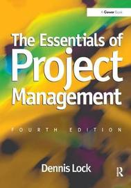 The Essentials of Project Management by Dennis Lock image