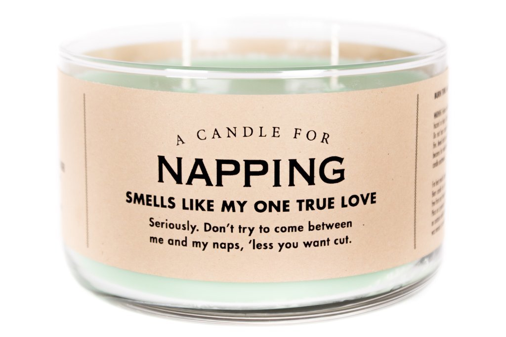 Whiskey River Co: A Candle For Napping image