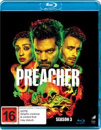 Preacher Season 3 on Blu-ray
