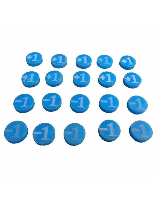 TTCombat: +1/-1 Counters (Blue)