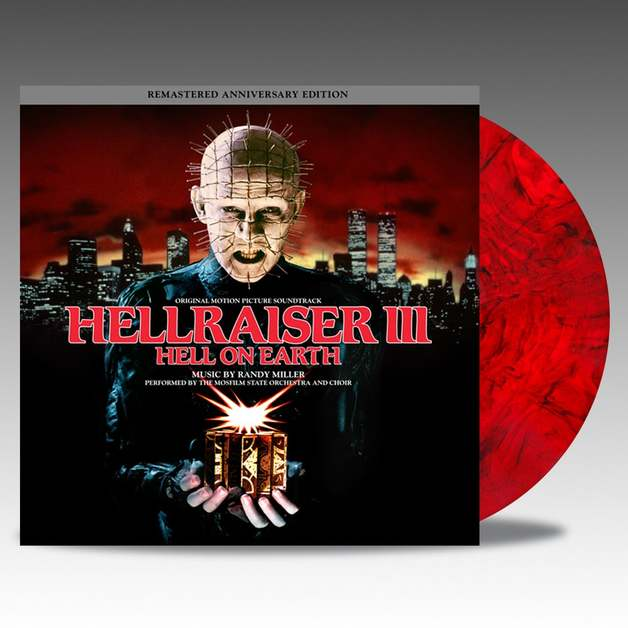 Hellraiser III: Hell On Earth by Randy Miller