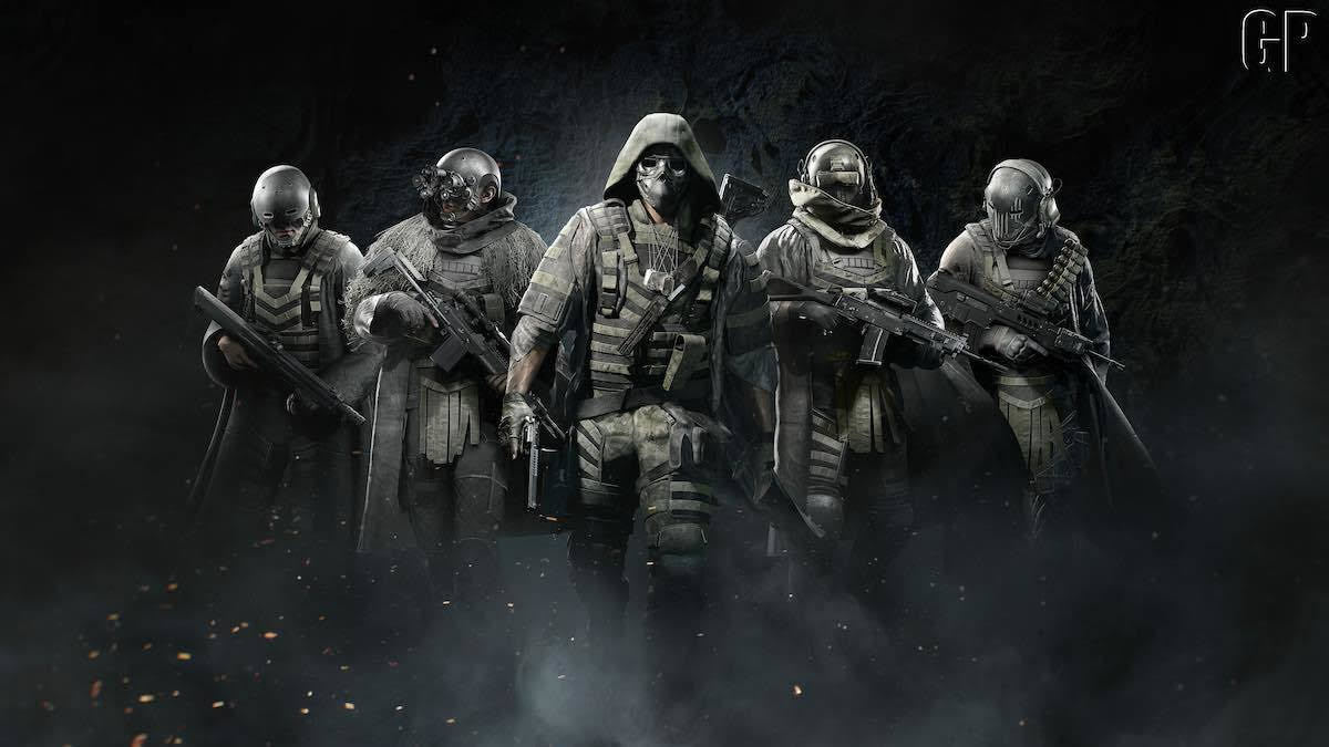 exclusive Ghost Recon Breakpoint A3 poster! image