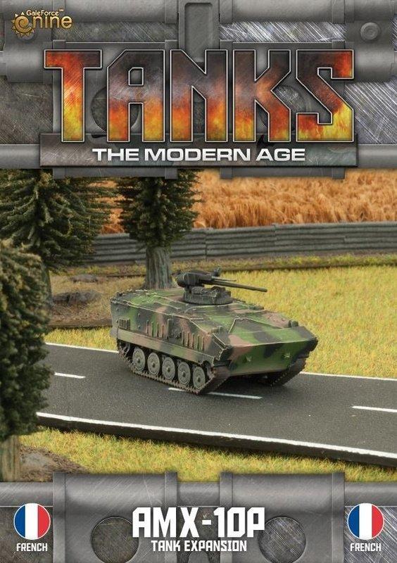 TANKS Modern French AMX10