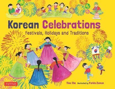 Korean Celebrations by Tina Cho