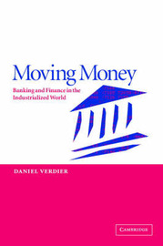 Moving Money by Daniel Verdier
