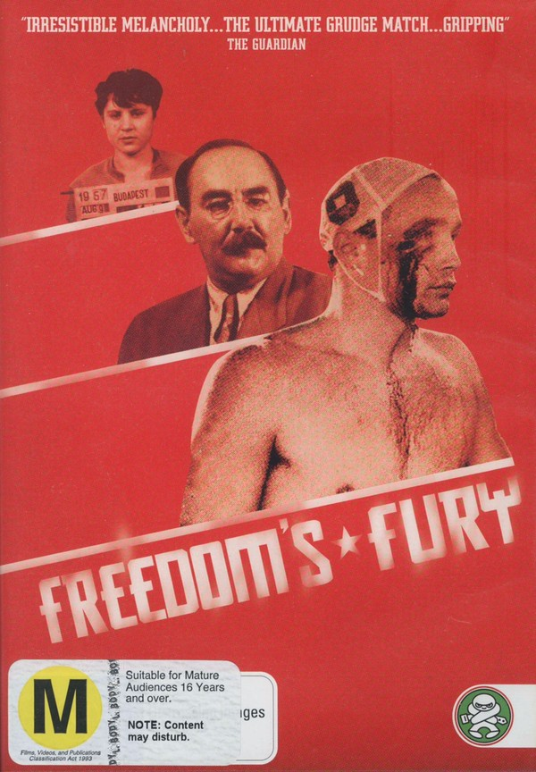 Freedom's Fury  on DVD image