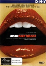 Inside Deep Throat on DVD
