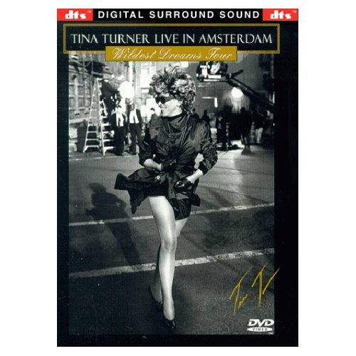 Tina Turner Live in Amsterdam: Wildest Dreams Tour on DVD