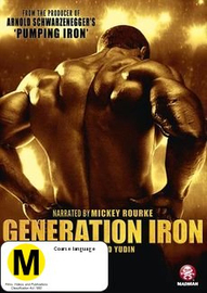 Generation Iron on DVD