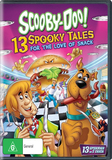 Scooby Doo - 13 Spooky Tales for the Love of Snack DVD