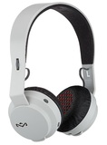 House of Marley: Rebel BT On-Ear Bluetooth Headphones - Grey