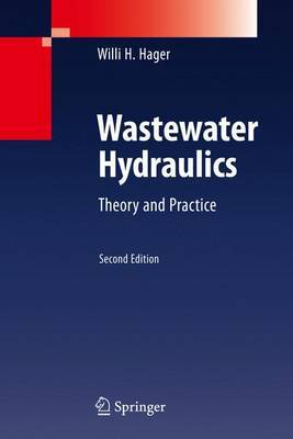 Wastewater Hydraulics by Willi H. Hager image