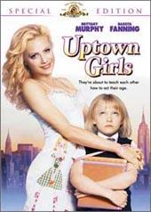 Uptown Girls on DVD