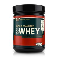 Optimum Nutrition Gold Standard 100% Whey - Vanilla Ice Cream (453g)