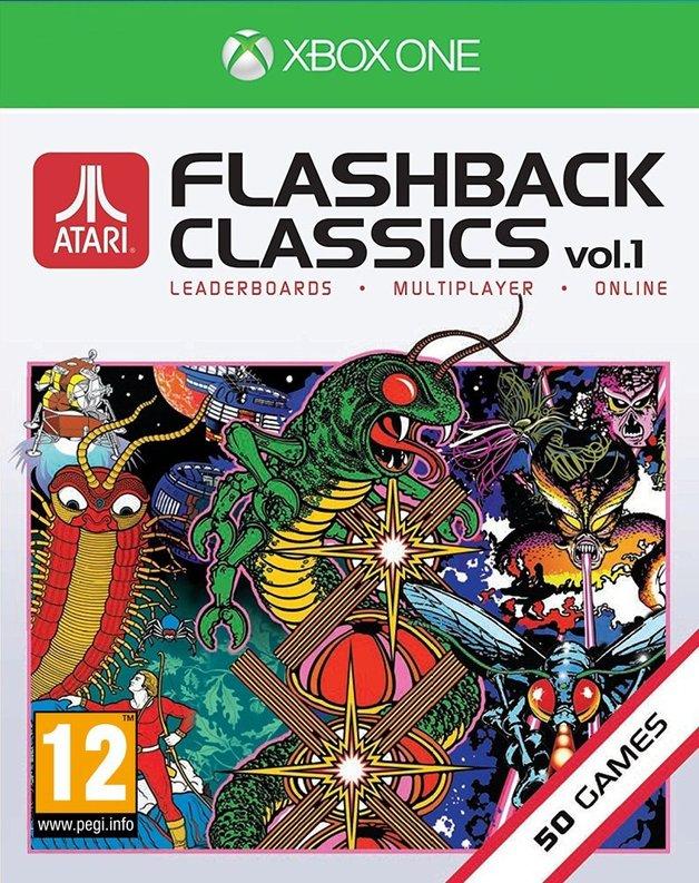Atari Flashback Classics Collection Vol.1 for Xbox One