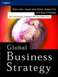 Global Business Strategy by Howard Cox image